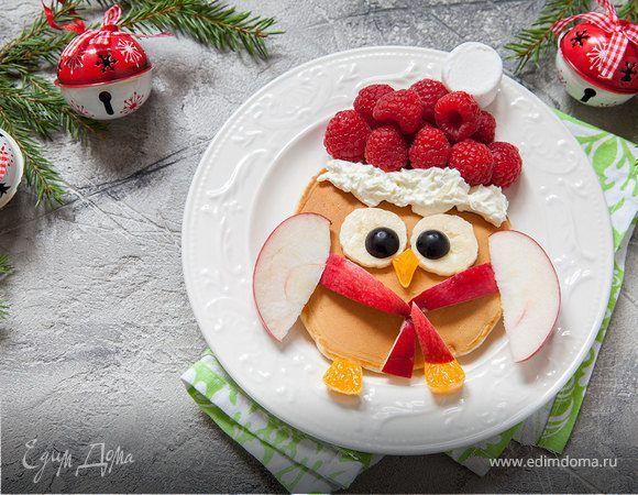 Готовим детям: 7 рецептов для праздничного стола   Кулинарный сайт Юлии Высоцкой: рецепты с фото