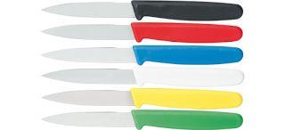 Set 6 Cutite Decojire - Lama 90 mm - Amenajari HoReCa