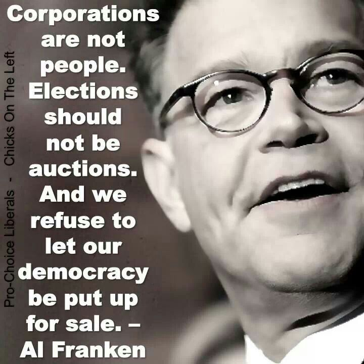 Repeal Citizens United!