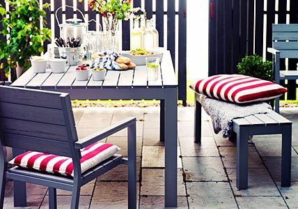 die sch nsten ikea m bel f r garten und terrasse inspiration. Black Bedroom Furniture Sets. Home Design Ideas