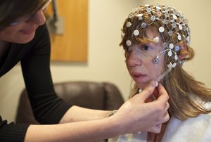 "Williams Syndrome  ""Trust"" hormone oxytocin found at heart of rare genetic disorder    Study finds that hormonal response is stronger in people with Williams syndrome, shedding light on the biological underpinnings of social disorders    June 22, 2012"