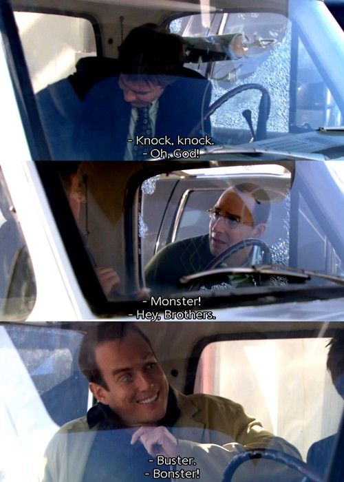 Hey, brothers.  arrested development one of my very yay favorites xxxooo