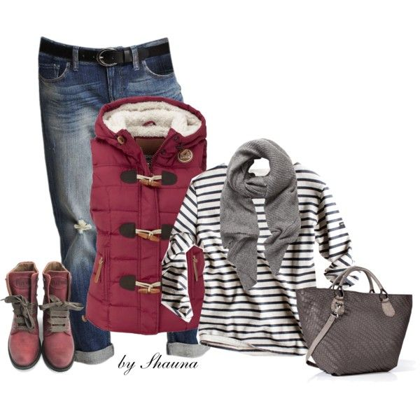 Fall Wine by shauna-rogers on Polyvore featuring mode, Superdry, Express, John Fluevog, Henry Beguelin and Pieces