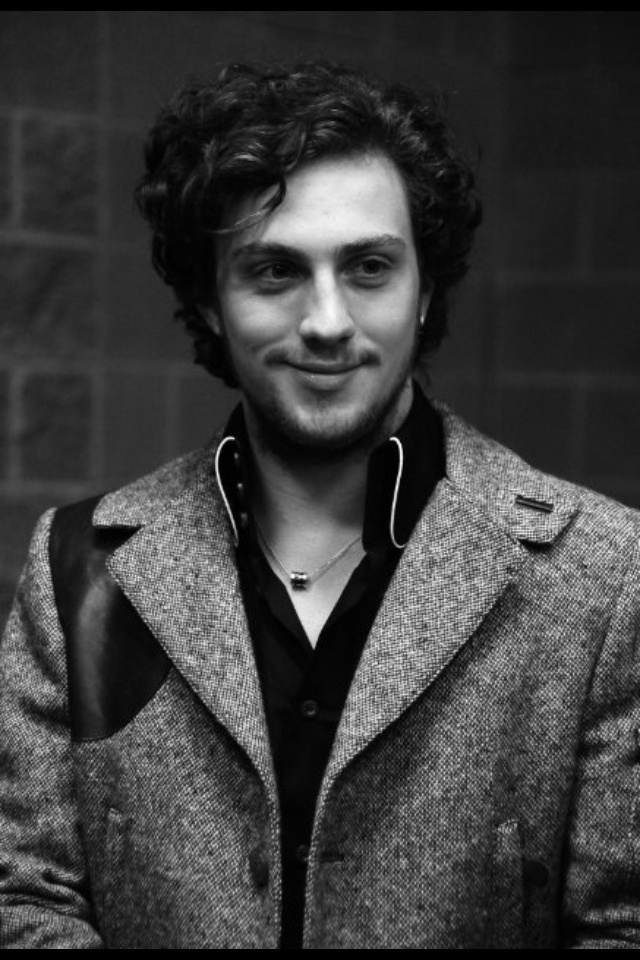 Aaron Taylor-Johnson. I love him.