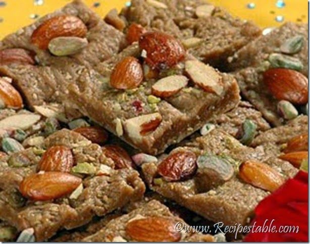 Multani Sohan Halwa isn't available everywhere, so now here is your chance to enjoy by following this Multani Sohan Halwa recipe at home