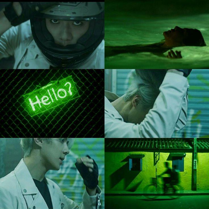 Sehun - EXO. Moodboard