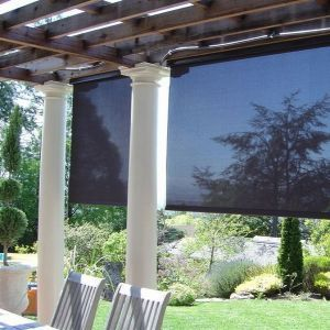 Exterior Solar Shades At Lowest Price. Http://www.zebrablinds.com