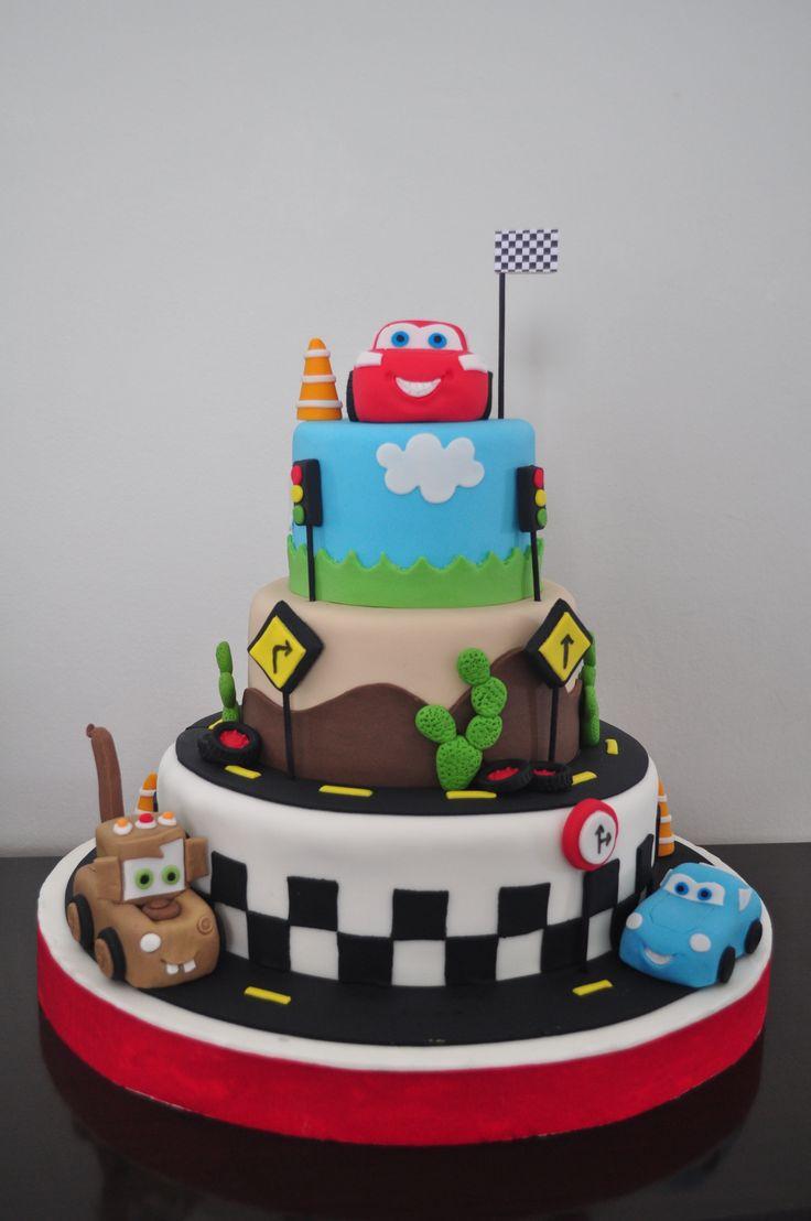 Birthday Cake Stefanos