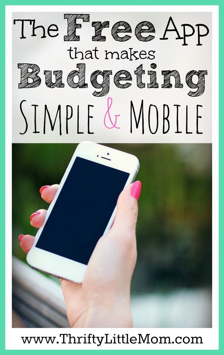 The Free App that makes budgeting simple and mobile.  From the King of personal finance, this is an amazing new solution to budgeting for people who struggle to get it down.