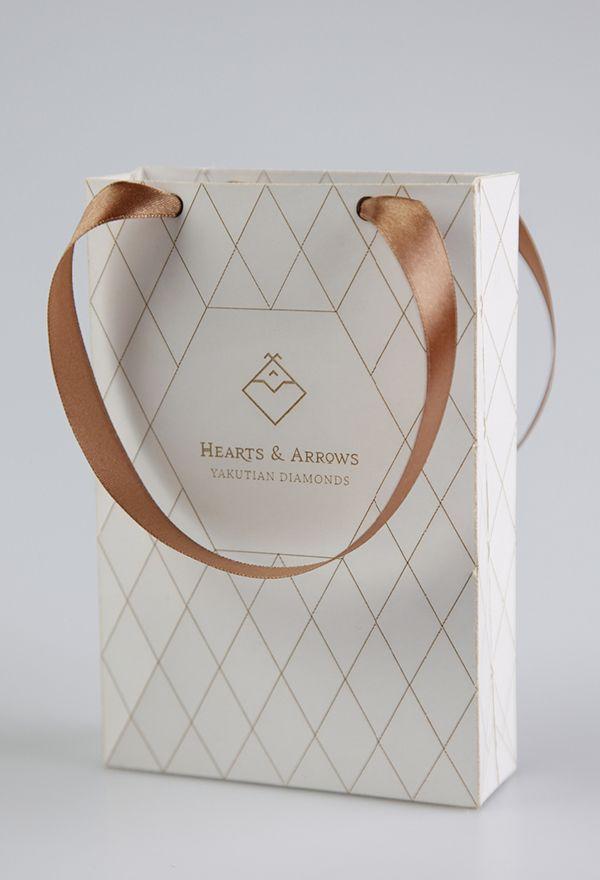 Hearts & Arrows on Branding Served