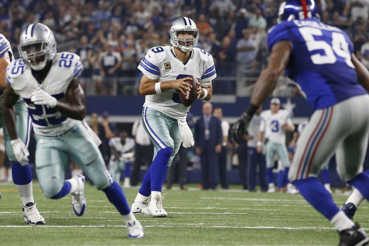 Cowboys vs. Eagles 2015 odds and lines: Dallas betting underdog in Philly in Week 2 -  By OddsShark on Sep 18, 2015, 9:43a