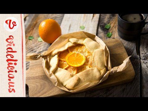 型がなくても簡単手作り!ちょっぴり大人味の「オレンジタルト」レシピ - macaroni