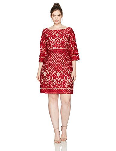 45b5082fbe1 New Gabby Skye Gabby Skye Women's Plus Size Long Sleeved Crochet Lace Fit  Flare Dress Women's Fashion Clothing online. [$70.00 - 83.00] nanaclothing  offers ...