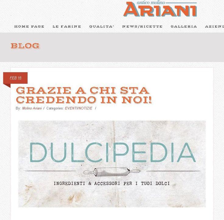 Dulcipedia & Molino Ariani