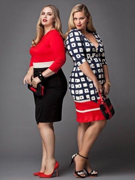 Mode für Mollige                                                                                                                                                                                 Mehr