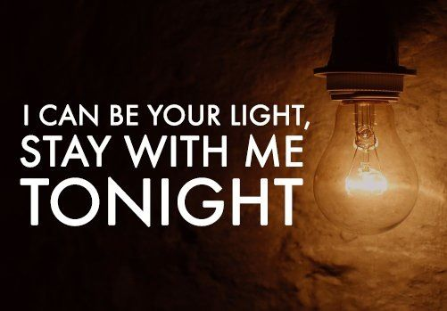 """Leaving California - Maroon 5 - Lyrics """"I can be your light, stay with me tonight"""""""