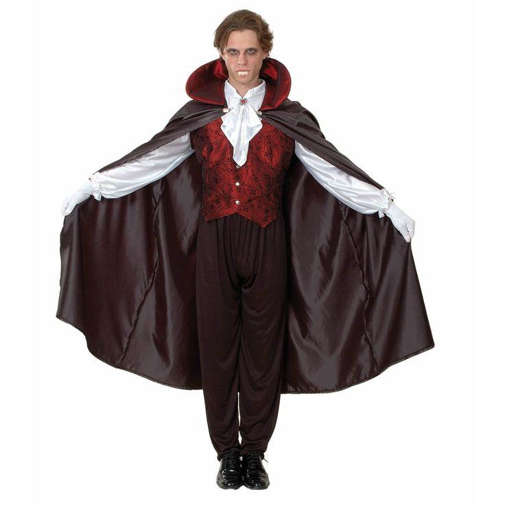 Costume #Vampire Gothique #LeGuide