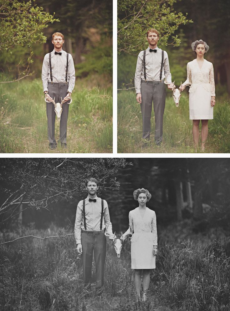 Absolutely lovely vintage wedding inspiration