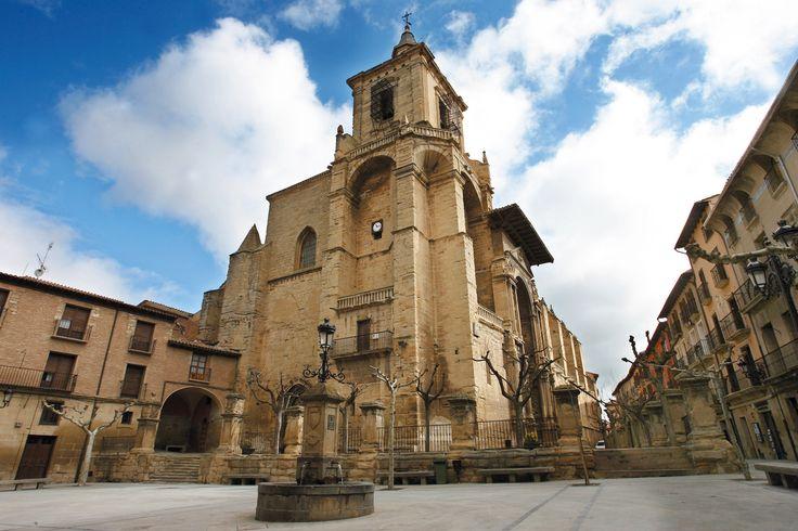 Parroquia de Santa María, Viana, Navarra, Camino de Santiago