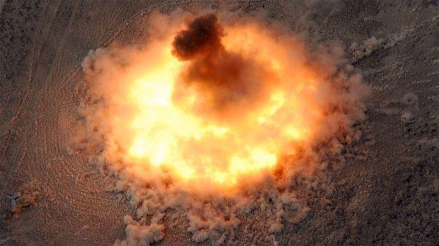 A világ legnagyobb bombáját dobták az Iszlám Államra - VIDEÓ - https://www.hirmagazin.eu/a-vilag-legnagyobb-bombajat-dobtak-az-iszlam-allamra-video