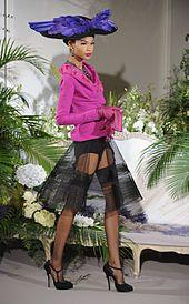 Chanel Iman - Wikipedia, the free encyclopedia