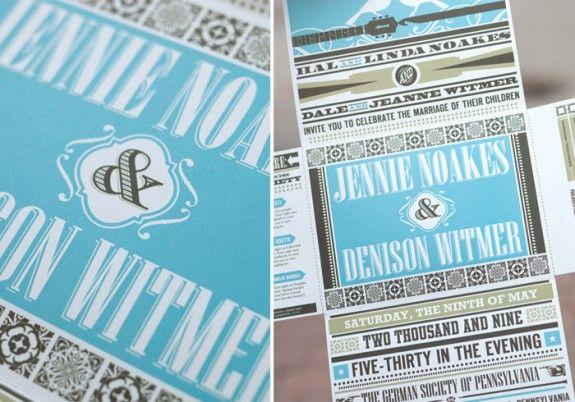 flyer design - great subtle colours
