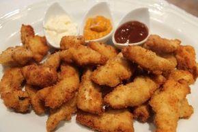 Lagrimitas de pollo, deliciosas | Cocina