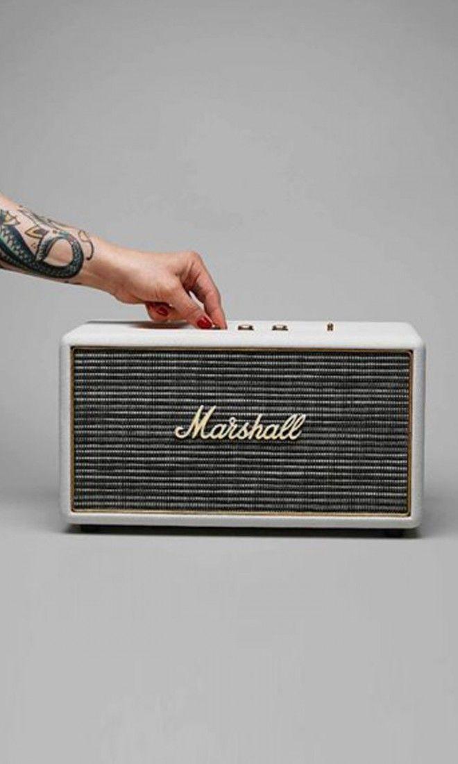 White Marshall Radio