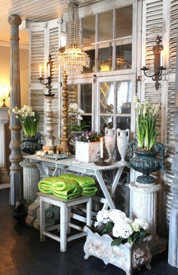 Fransk vintage brocante  my vintage home.dk