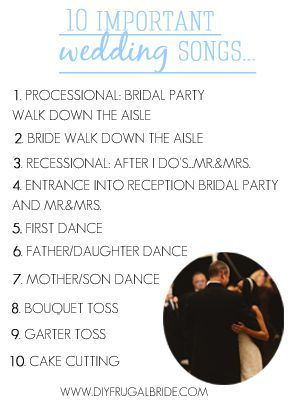 50 Classic First Dance Songs