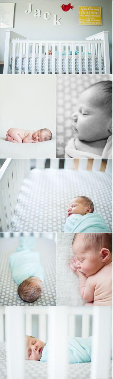 newborn baby in-home photos | zoe dennis photography