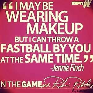 jennie finch's famous quote - Yahoo Image Search Results