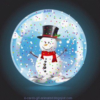 animated christmas clip art for emails | +snow+ball+free+download+ ...