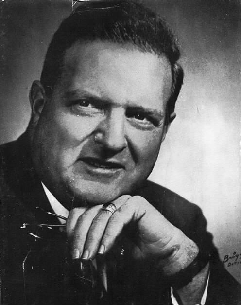 Milton  Cross, 1897 - 1975. 77; radio announcer.