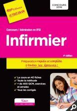 Infirmier : concours, admission en IFSI / Marion Gauthier, Sébastien Rivière, Virginie Serrière - 4e édition, Paris : Vuibert, 2015 BU LILLE 1, Cote 610.73 CON http://catalogue.univ-lille1.fr/F/?func=find-b&find_code=SYS&adjacent=N&local_base=LIL01&request=000627571