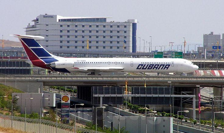 Ilyushin Il-62 cubana airlines