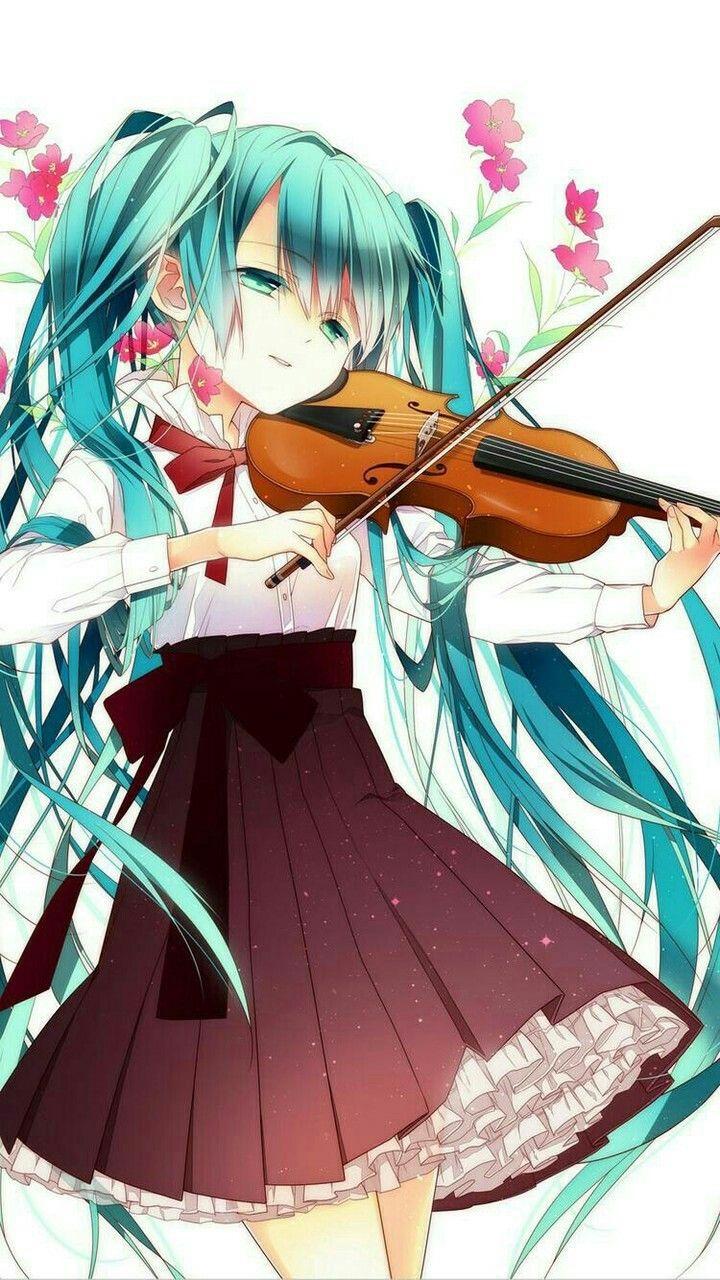 Les 80 meilleures images du tableau manga sur pinterest - Dessiner un violon ...