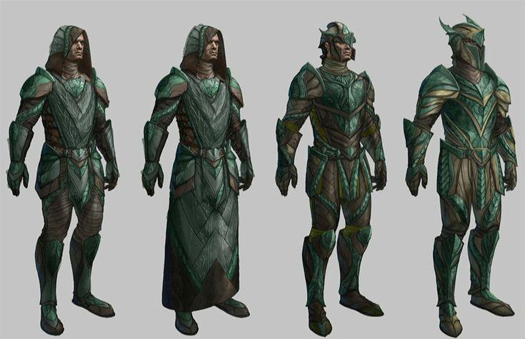 Glass Armor Elder Scrolls Online