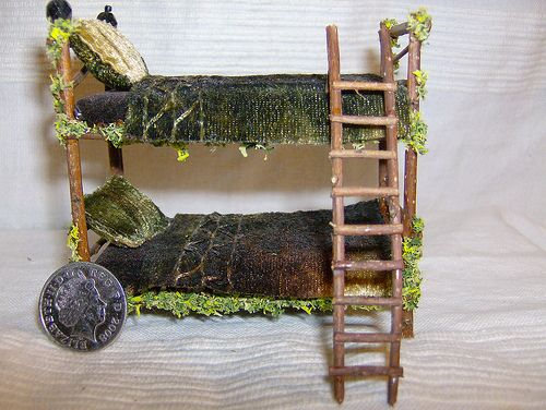 fairy bunk beds by iona.tasker, via Flickr
