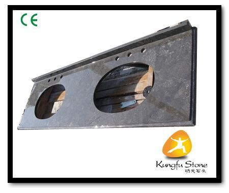 bluestone countertop, what do you think of it? it is made by xiamen kungfu stone ltd