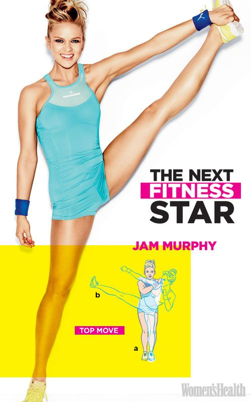WHO WILL BE CROWNED. . . The Next Fitness Star? | Women's Health Magazine