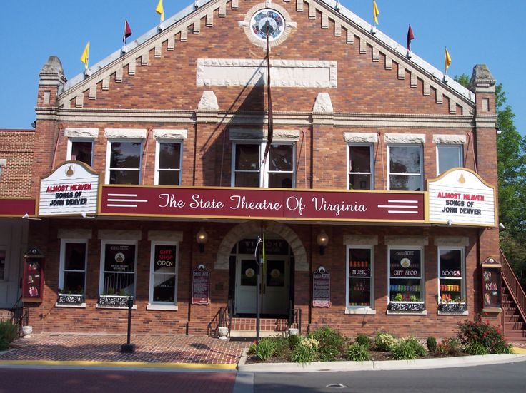 Abingdon, Virginia is home to one of the country's longest-enduring theatres, the Barter Theatre.