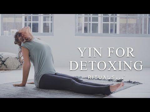 Yin Yoga Sequence - Detox Workout - Yoga with Rituals