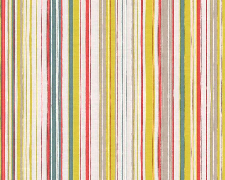 Tapety Oilily dávajú stenám veselú farebnosť a optimizmus.