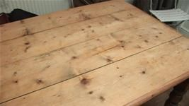 How To Clean Unvarnished Wood