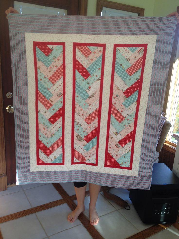 39 Best Friendship Braid Quilts Images On Pinterest