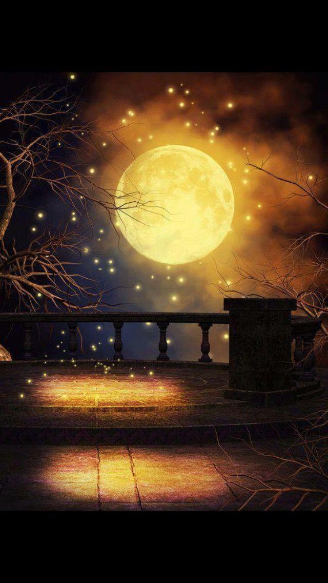 Pin de Renae Woodford em Good to know.. | Moon, Moon art e Art