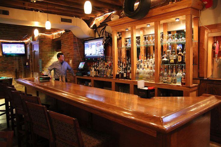 192 best basement bars images on pinterest home ideas Modern Basement Bar Rustic Basement Bars