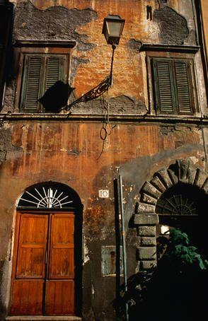 .Italy Travel Tips, A Doors, Hidden Rome, Doors Windows G, Facades Alleyways, Before I Die, Knock Knock Knock, House Facades