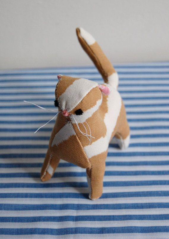 ginger kitten, by Sian Keegan